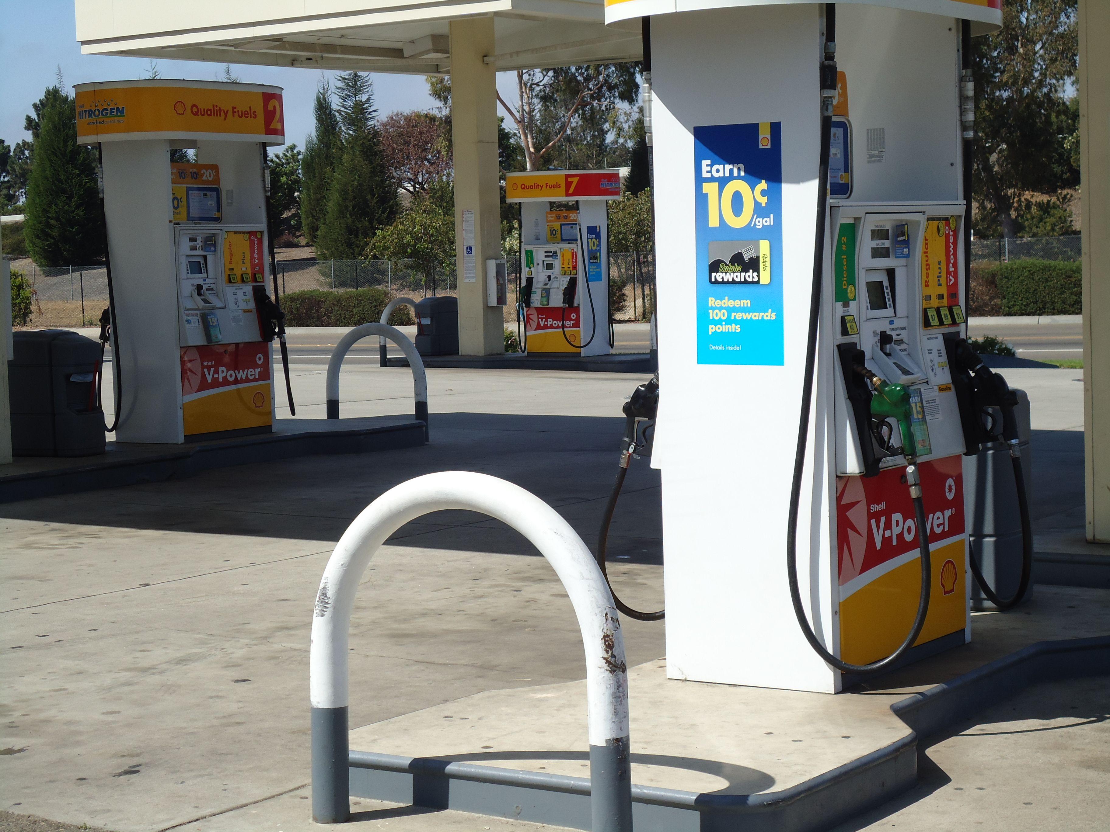 Ralphs Gas Station >> Shell Gas Station Santa Maria Shell Gas Station Gas Pumps