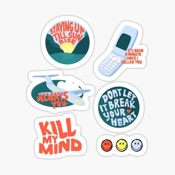 Louis Tomlinson Stickers Louis Tomlinson Iphone Case Stickers Stickers