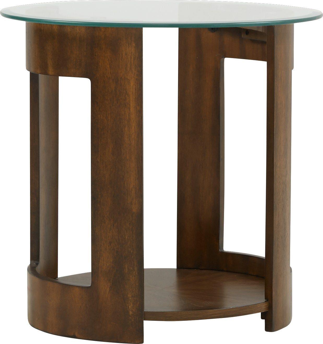 Excellent Eastland Brown Cherry Round End Table In 2019 Rtg Lr Spiritservingveterans Wood Chair Design Ideas Spiritservingveteransorg