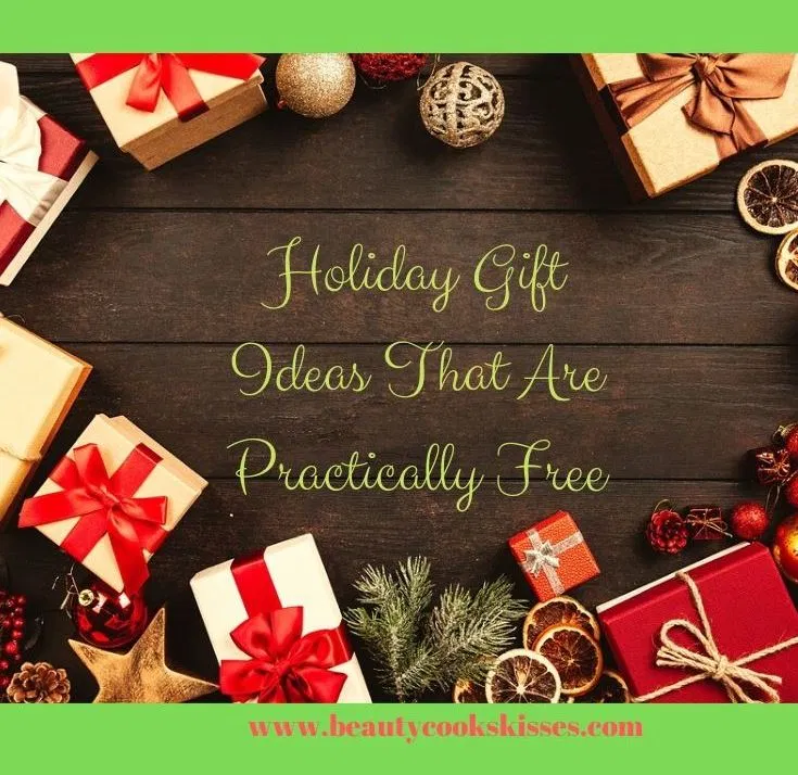 Homemade Holiday Gift Ideas That Won't Cost Much (With ...