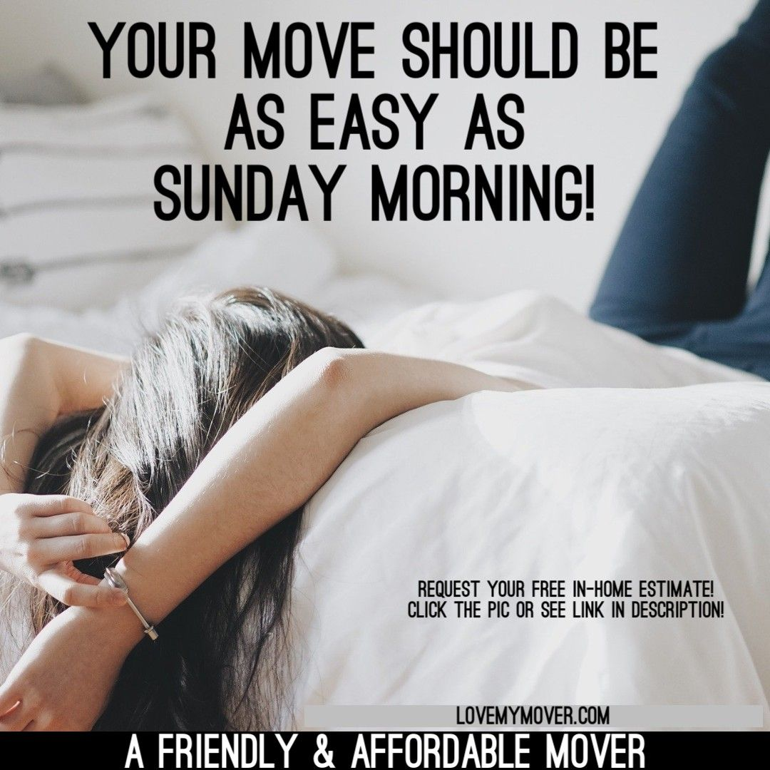 Let Us Handle All Aspects Of Your Move Free In Home Estimates Available Request One Today Www Lovemymover Com Local Movers Virginia Beach Moving Company