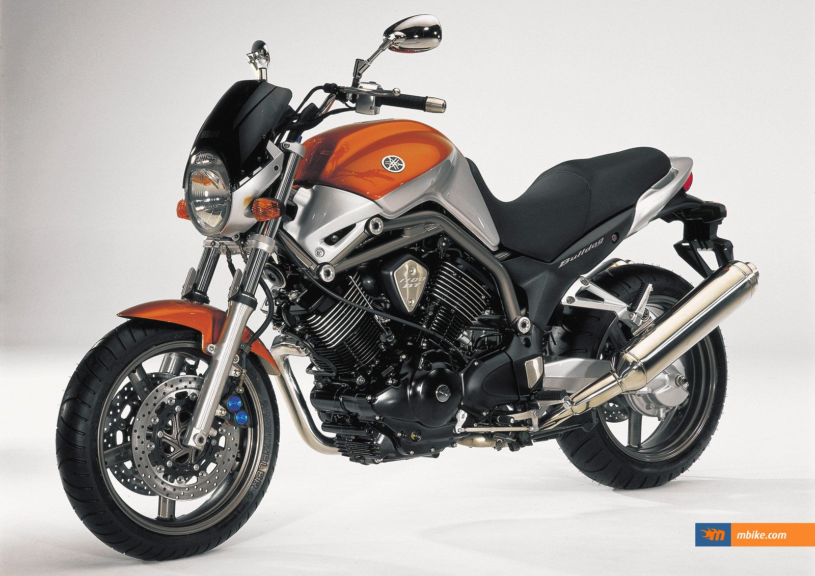 Beste This is what i ride: Yamaha BT 1100 (Bulldog) | Motorcycle VT-16