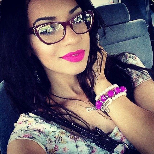 Zenni Optical Oversized Glasses : Valerie Gonzalez @Valerie Avlo Gonzalez Glasses ...