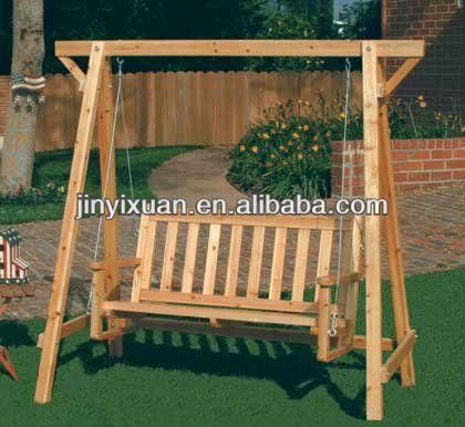 Rustic Garden Swing Indoor Swing Bench Outdoor Swing Sets For