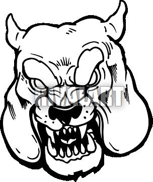 rottweiler clip art for logos ar5 bulldog 25 rq shop all of our rh pinterest co uk  free bulldog clipart images