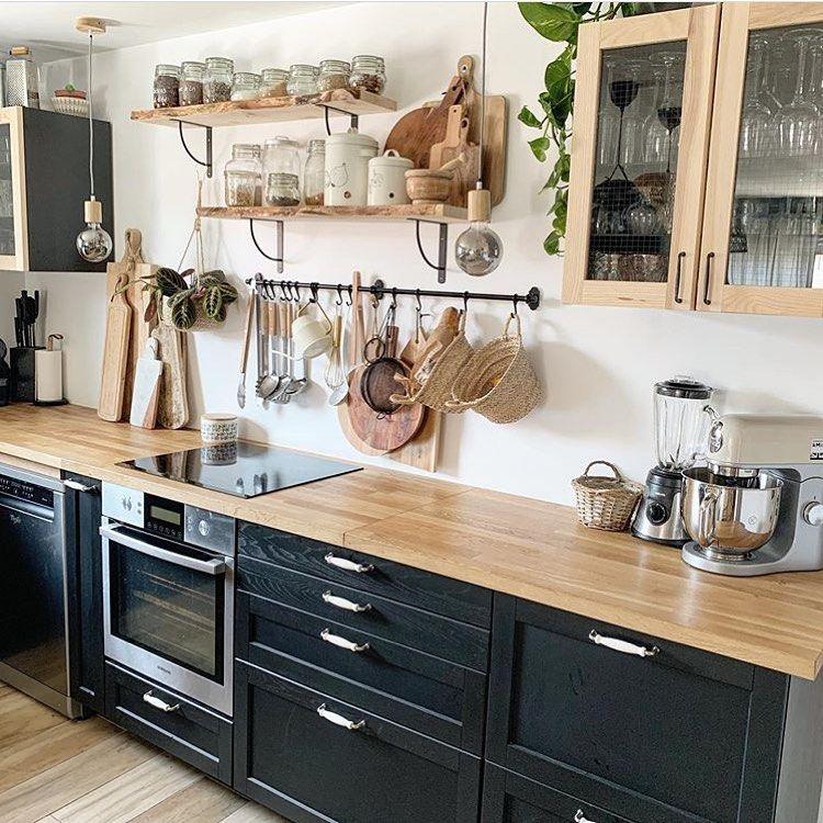 Ikea France On Instagram Pour La Cuisine Clara Tim Et Loe Ont Fait Le Pari Du Traditionnel Avec La Fin Idee Deco Cuisine Cuisines Maison Amenagement Cuisine