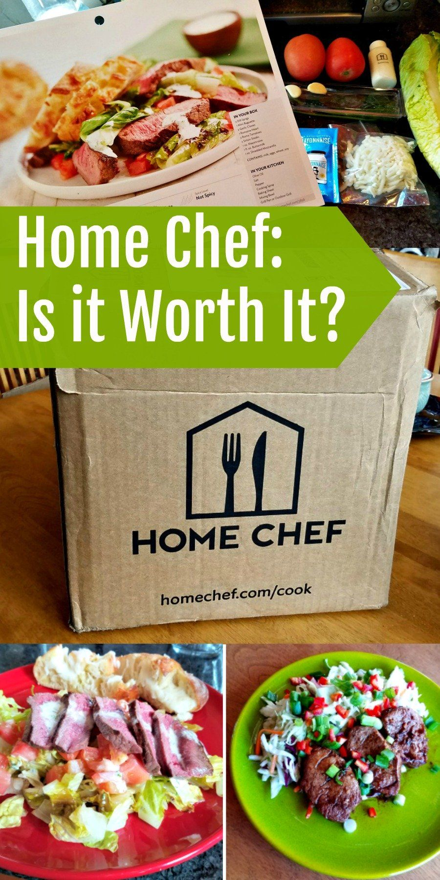 Home chef dinner in a box review home chef home