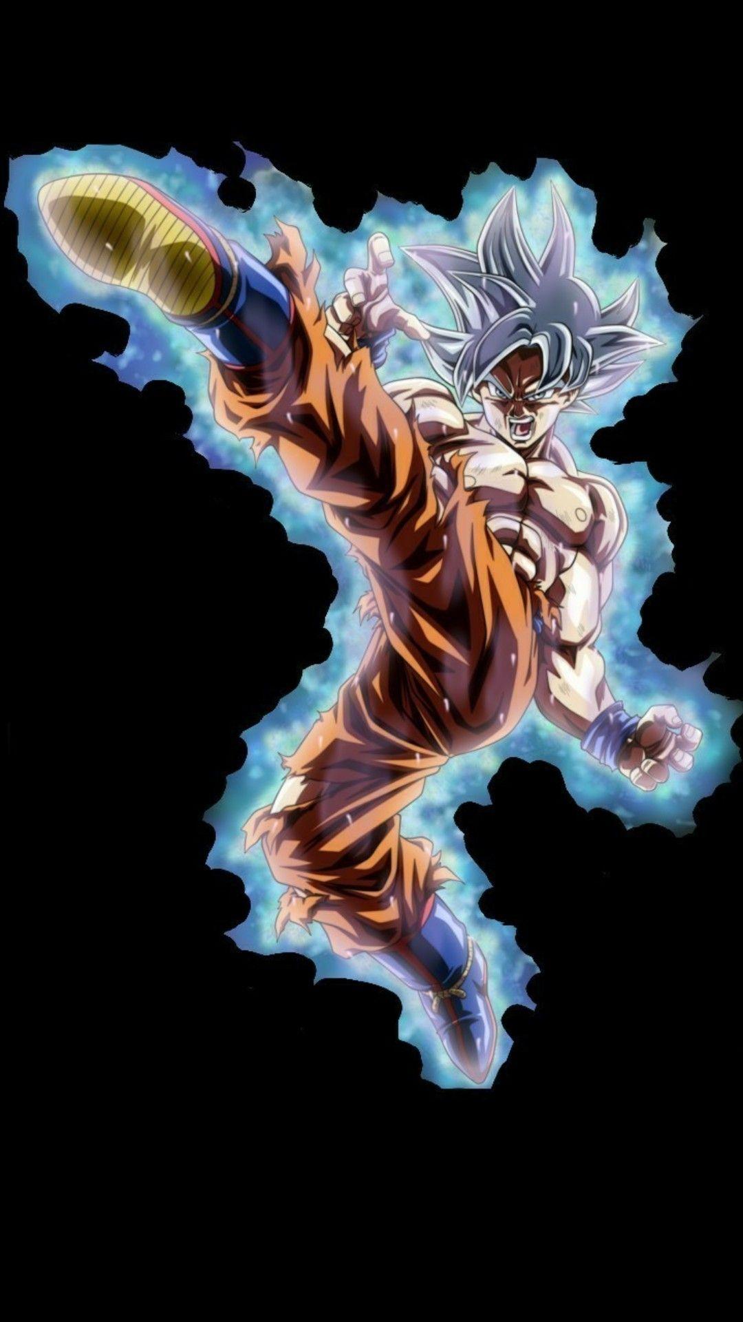 Goku Migatte No Gokui Dominado Personajes De Dragon Ball