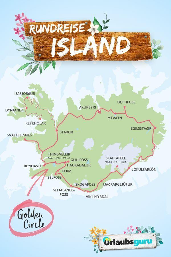 Island Rundreise: Route, Tipps und Infos | Urlaubsguru