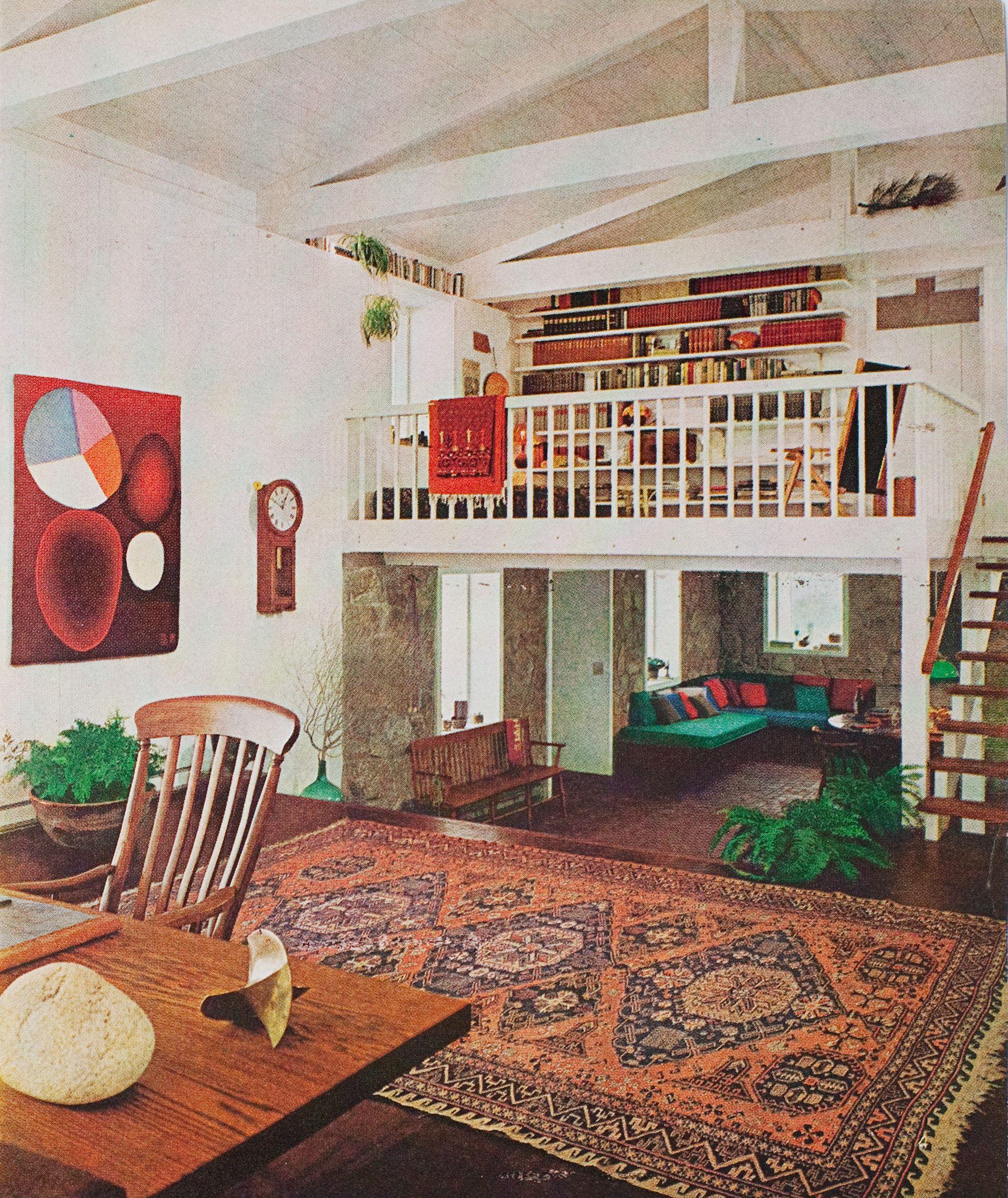 1970s Magazine Inspiration | Retro home, Retro home decor ...