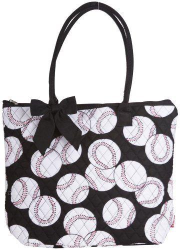 N Gil Bags Wholesale. N Gil Baseball Large Quilted Tote Bag 16 ... : wholesale quilted tote bags - Adamdwight.com