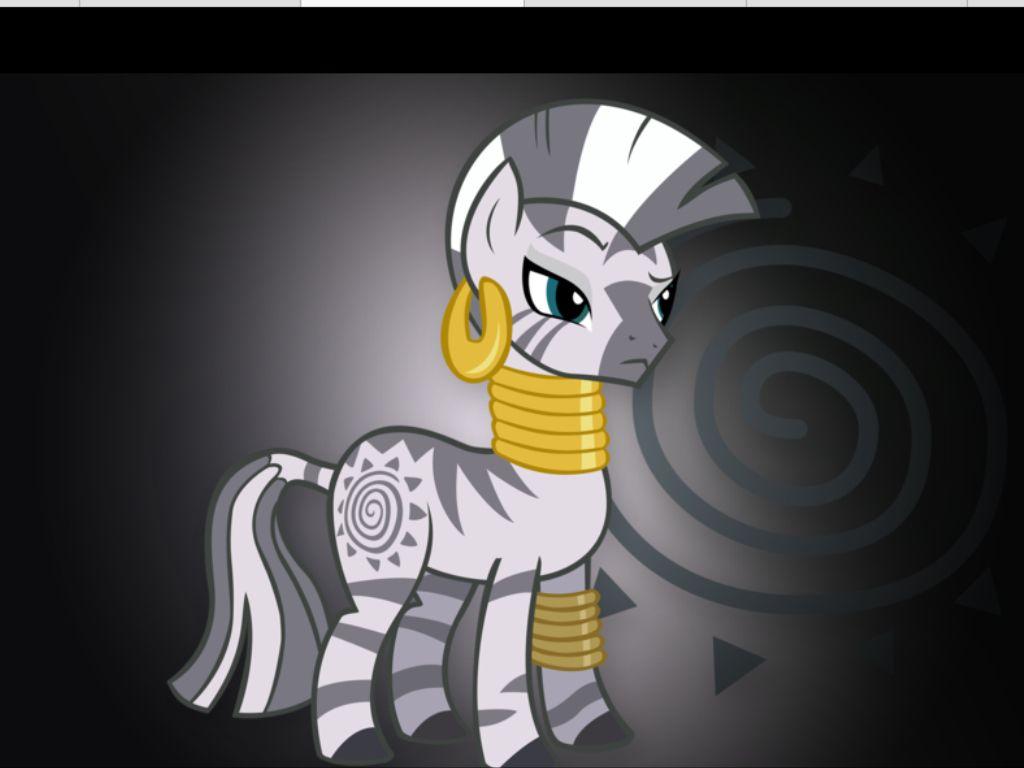 Zebra mlp