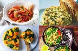 Recipes under 200 cal