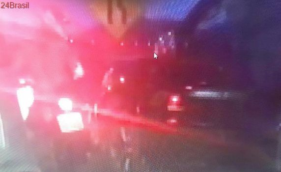Polícia identifica motociclista suspeito de causar confusão na Terceira Ponte