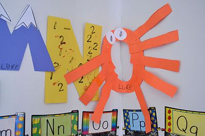 From The Hive: Oo octopus day- preschool style