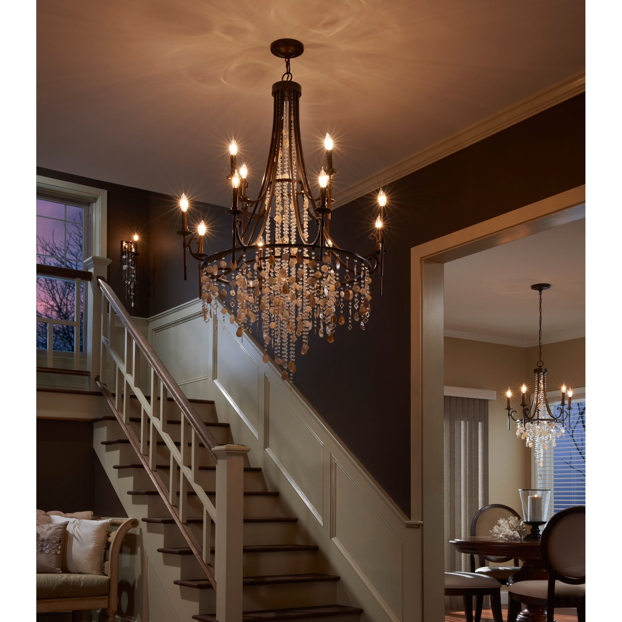 feiss regarding inch most best chandelier lights light current of lighting hanging murray wide mini chandeliers furniture allier