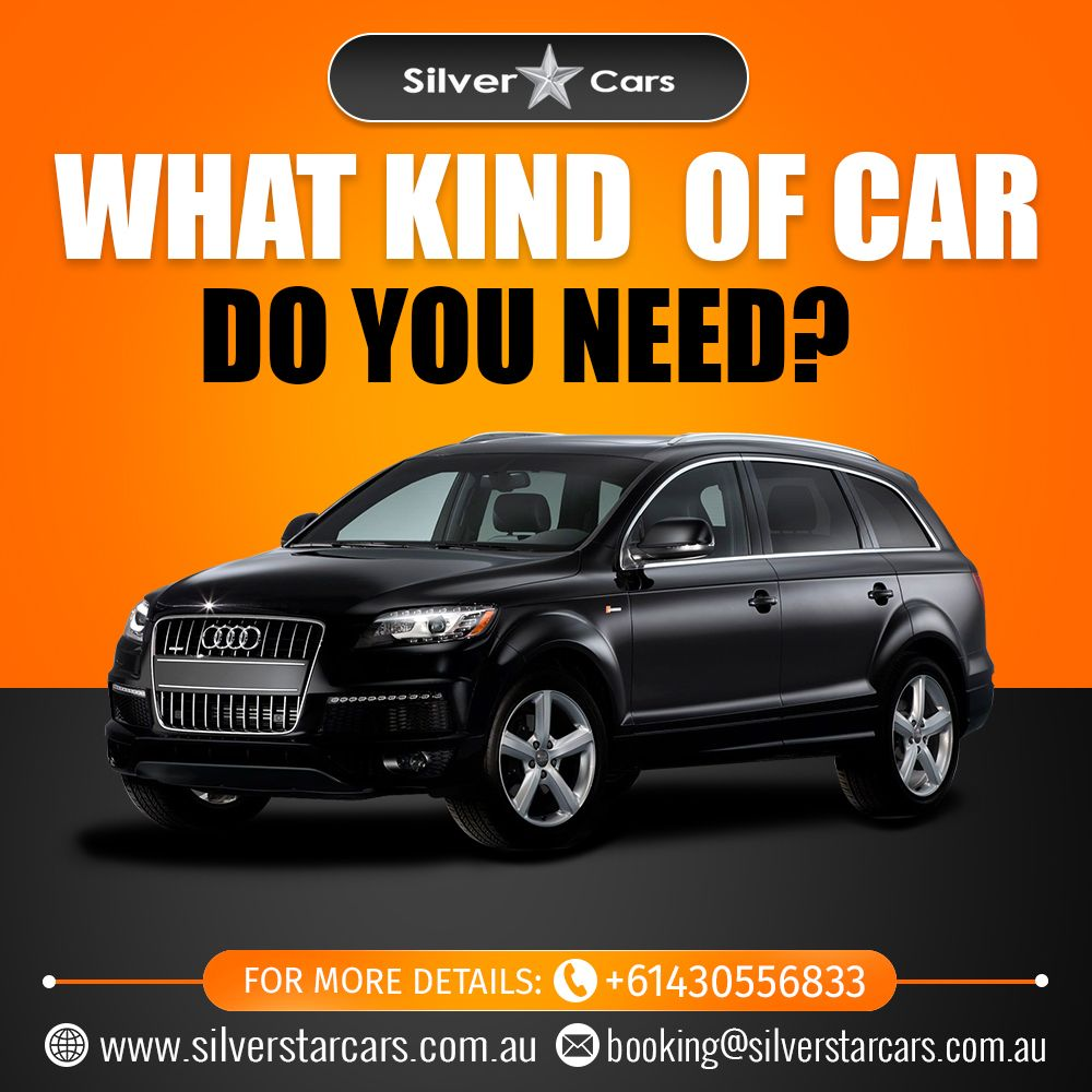 What kind of car do you want? Silver Star Cars have a huge