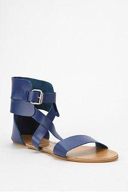 Deena & Ozzy Ankle-Cuff Sandal