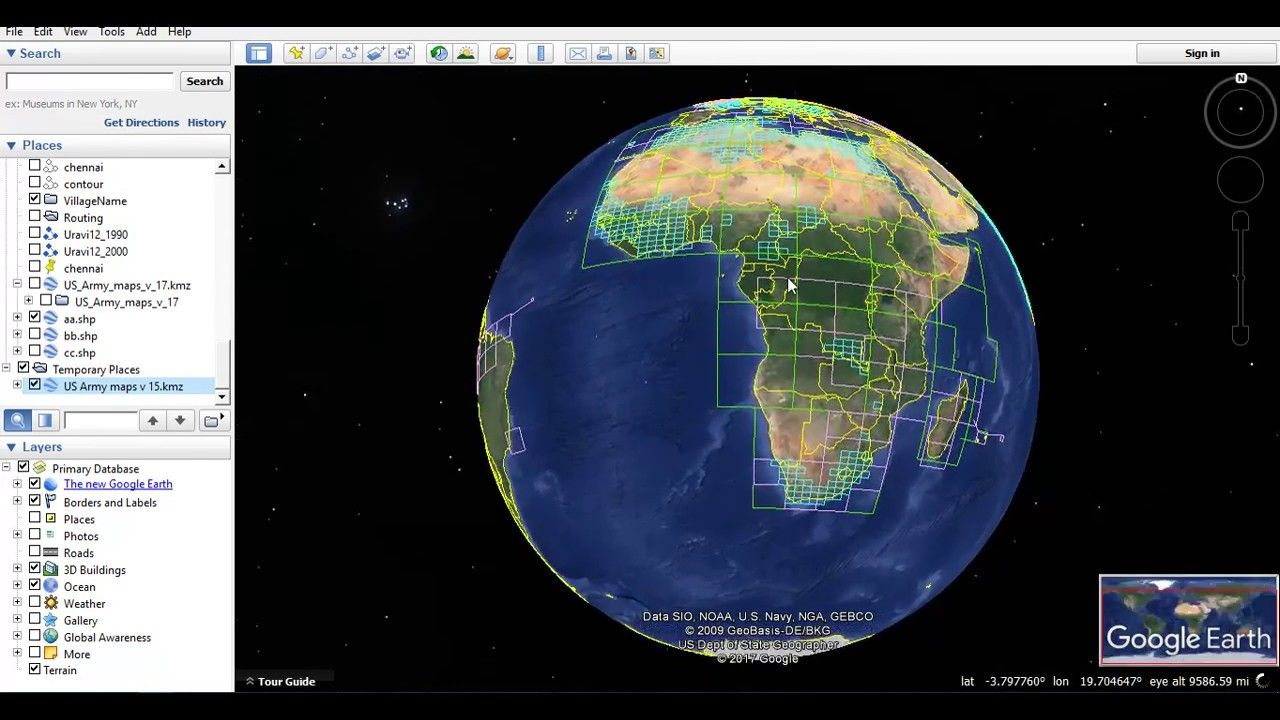Download topographic maps using google earth pro geospatial gis download topographic maps using google earth pro gumiabroncs Images