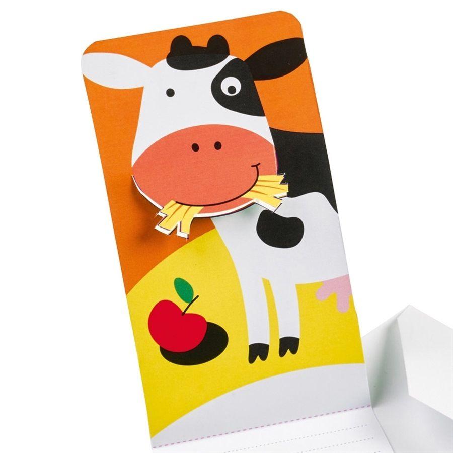 Bauernhof Party   8 Einladungskarten