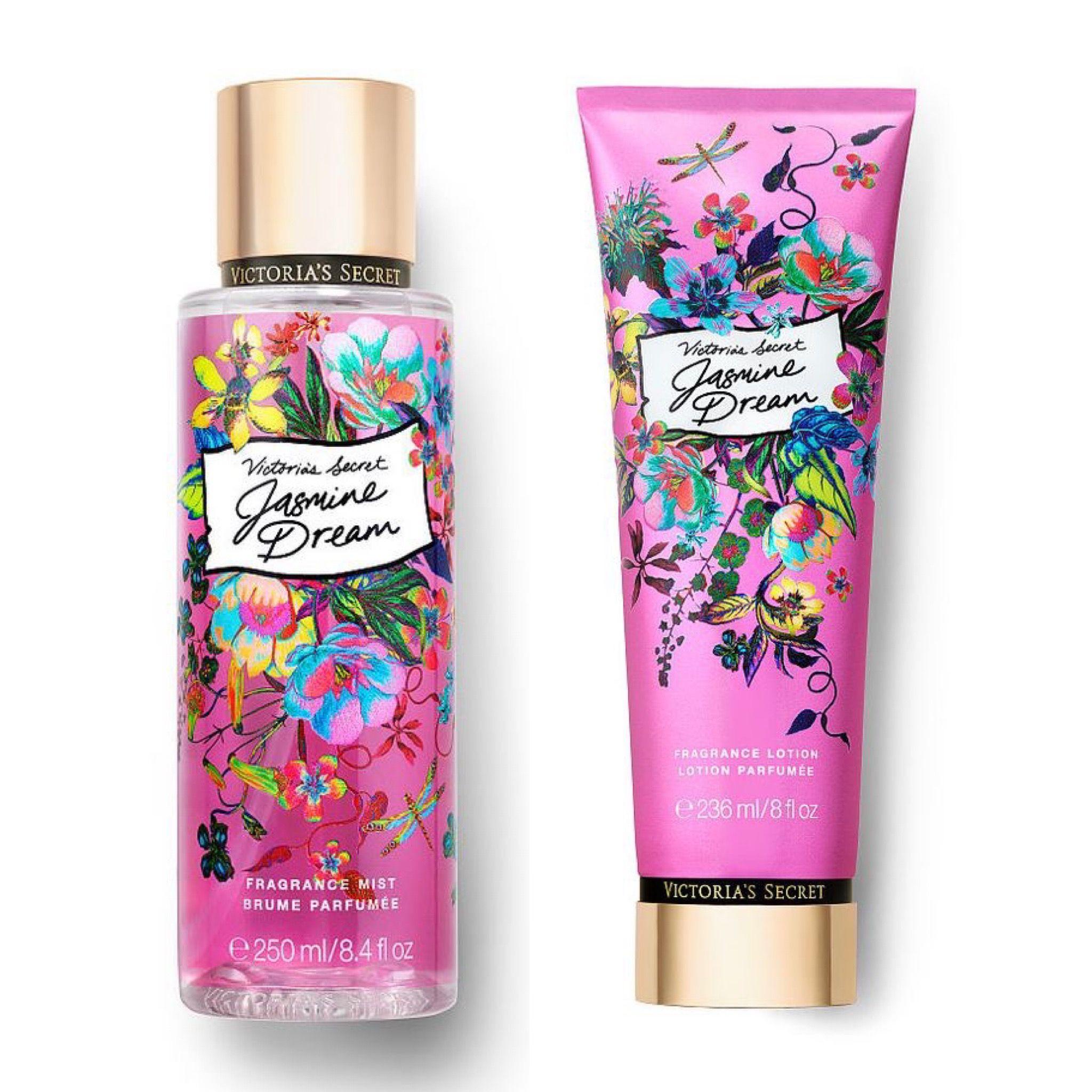 Jasmine Dream Fruity Floral Rich Jasmine Airy Musk Magical