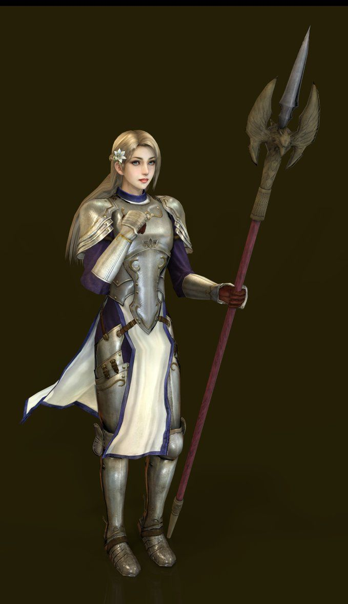 jeanne d arc from bladestorm by agekei com on jeanne d arc from bladestorm by agekei com on