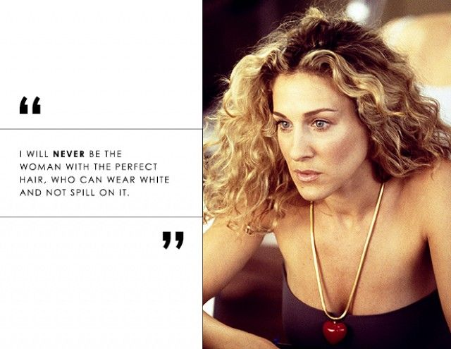 Carrie Bradshaw Beauty Star City quotes, Carrie