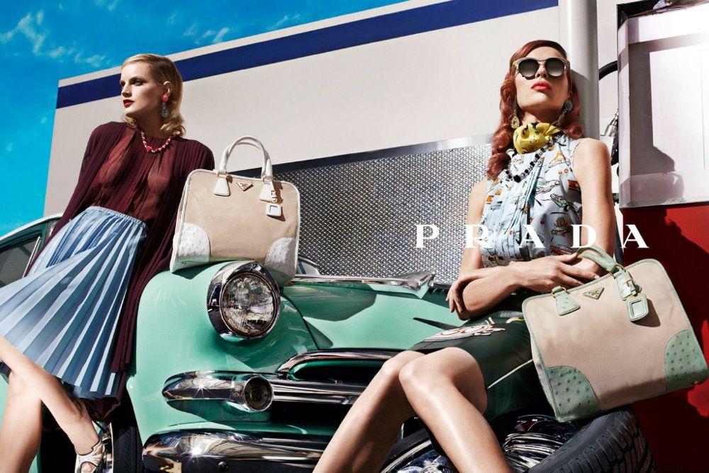 954b48f15a0f Prada Spring Summer 2012 Ad Campaign by Steven Meisel 6