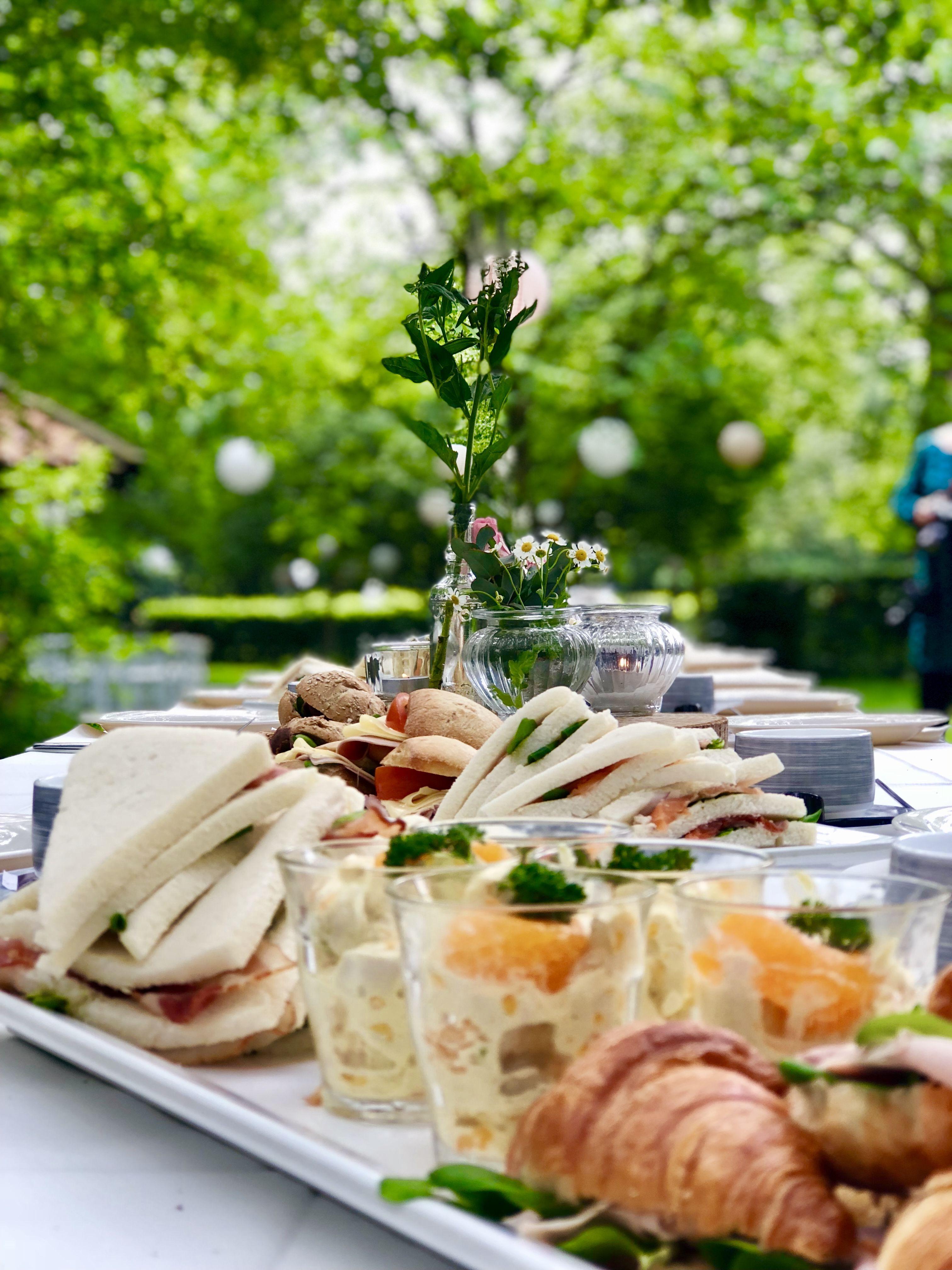 Lekker Buiten Lunchen Lunch Brunch Uiteten Restaurant Twente