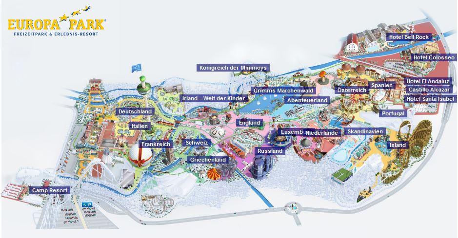 Europapark öffnungszeiten 2020