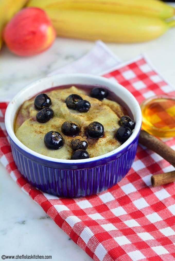 Creamy Jamaican Cornmeal Porridge | Recipe | Porridge ...