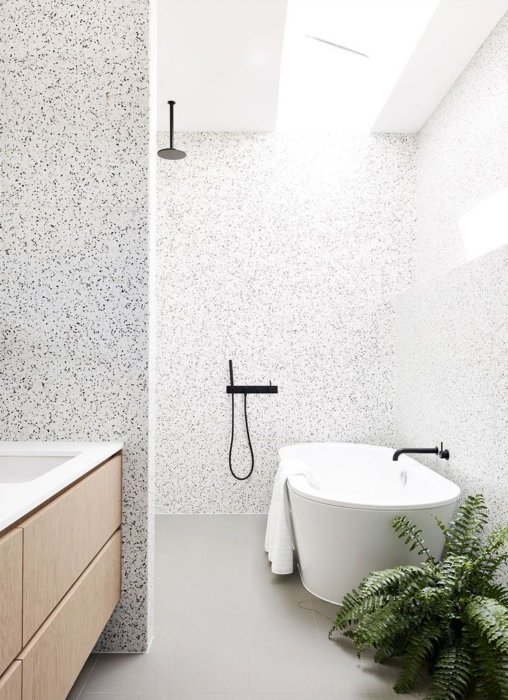 Photo of 13 Contemporary Bathroom Ideas That Are Changing the Game | Hunker