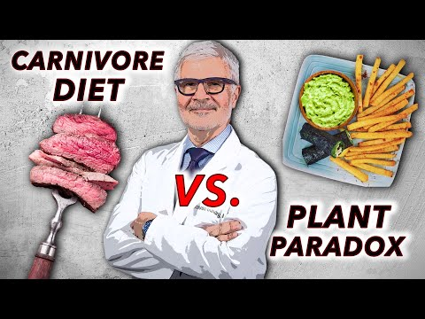 1 Carnivore Diet Crazy Delicious Or Just Plain Crazy Ep47 Paul Saladino Interview Youtube Carnivores Plant Paradox The China Study
