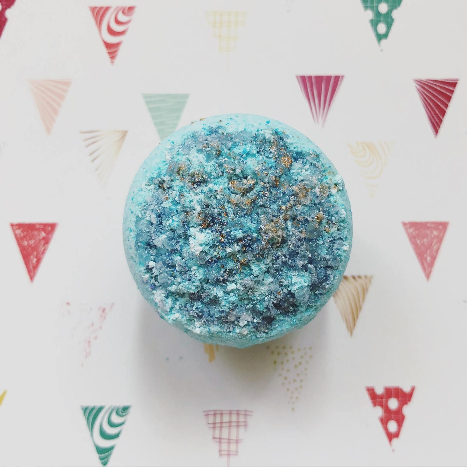 Gotta Have It Bath Bomb Fizzy (2 Sizes Available) Handmade in USA All Natural Aromatherapy Fun Colorful LifeAround2Angels (#41)