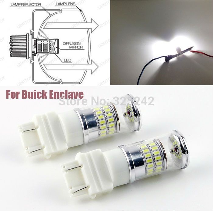 2009 buick enclave light bulbs
