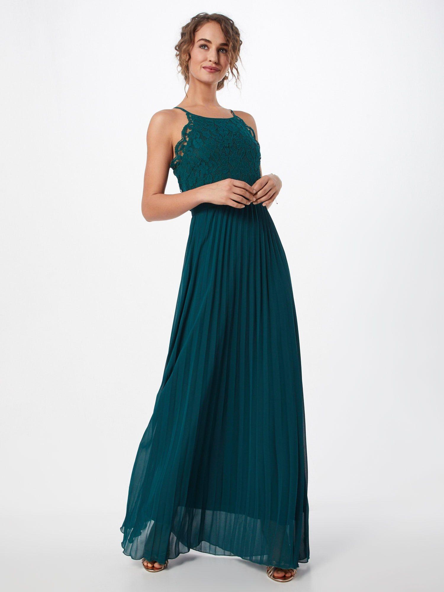 Pin von K So auf get dresses in 4  Abendkleid grün, Kleider
