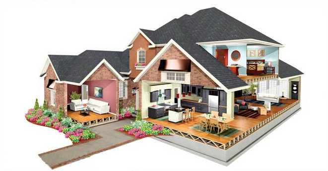 dolls house interiors. Dollhouse Interior Ideas interior designs doll house renders design