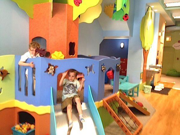 18 Neighborhood Play Spaces To Explore All Year. Indoor Jungle GymIndoor ...