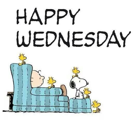 Good Morning Snoopy Wednesday : Happy wednesday quotes quote charlie brown snoopy