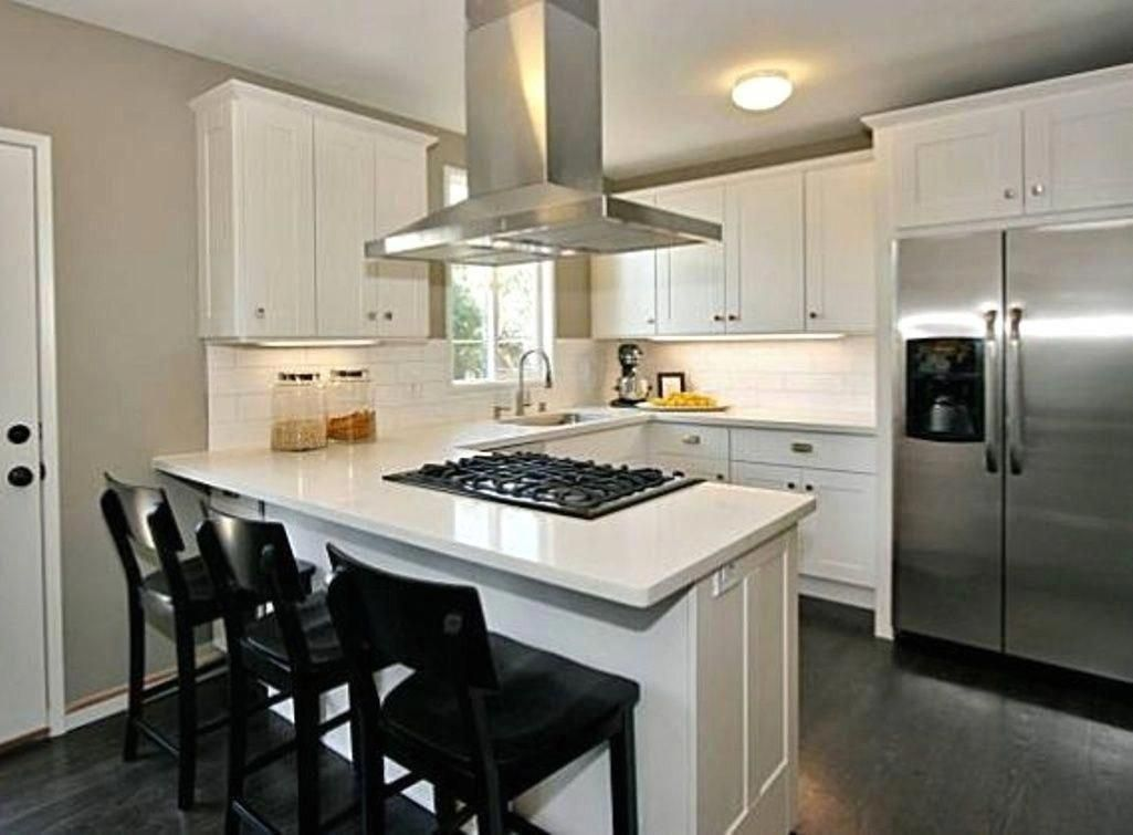 read this article today which speaks about small kitchen renovation in 2020 small u shaped on kitchen remodel must haves id=48569