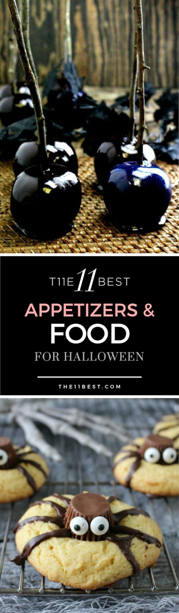 Hosting a Halloween party this year? Try one of these delicious ...