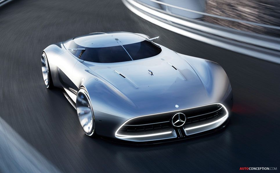New Book Explores The Design World Of Mercedes Benz Concept Cars