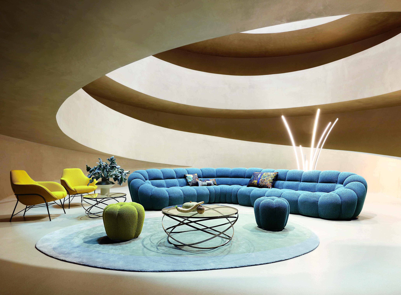 Roche Bobois L Perspective Sofa L Designed By Sacha Lakic En 2020 Canape Composable Decoration Interieur Maison Decoration Francaise
