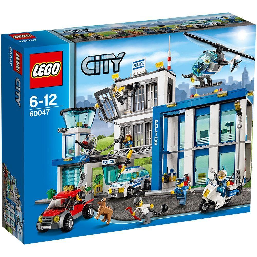 Lego City Police Station Lego City Police Station Lego City Police Lego City Sets