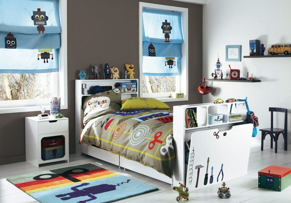 cool boy's rooms - Google Search