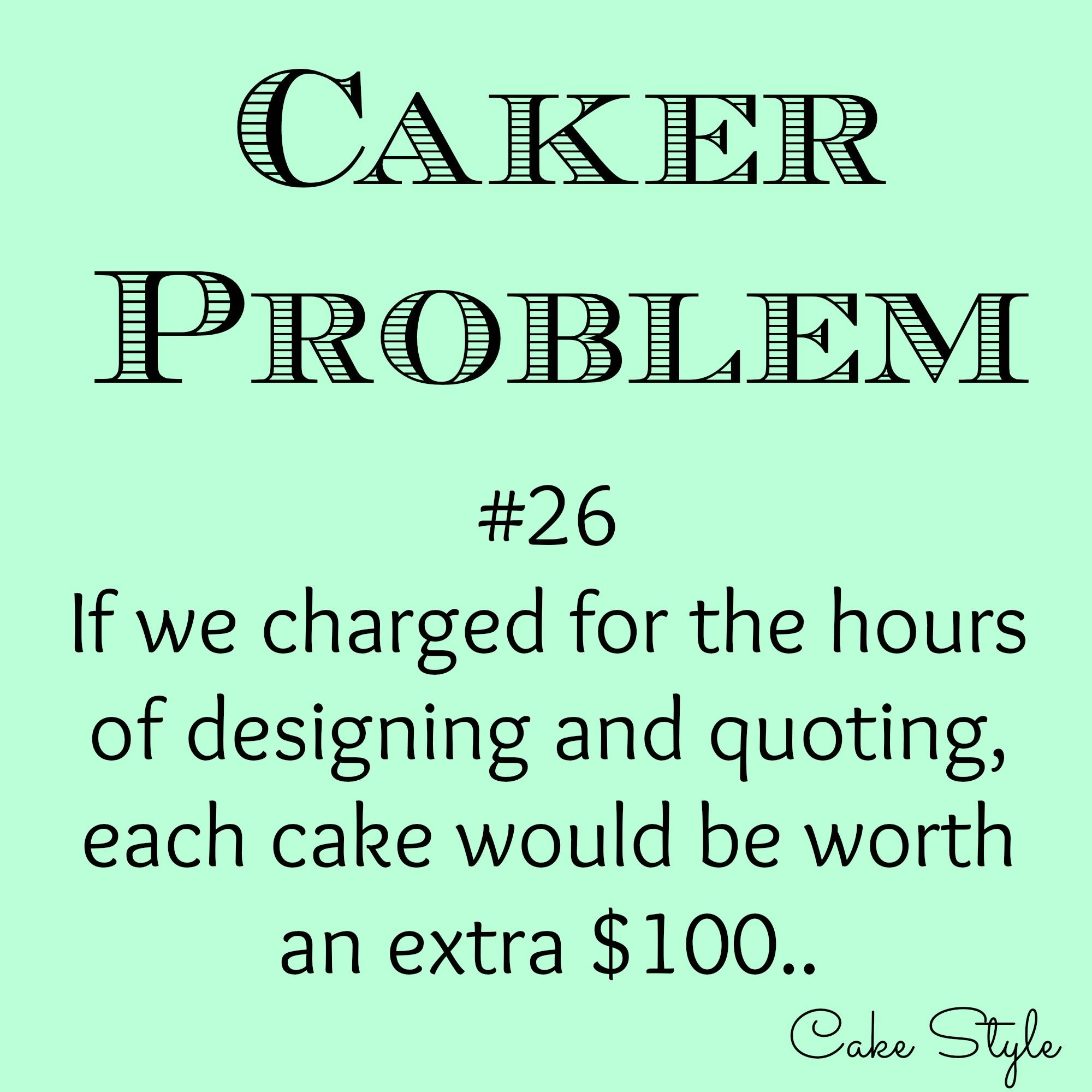 How Much To Charge For Electricity When Baking A Cake