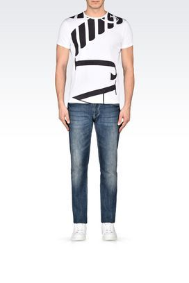 137906720f8e Armani Jeans Men t Shirts And Sweatshirts at Armani Jeans Online Store