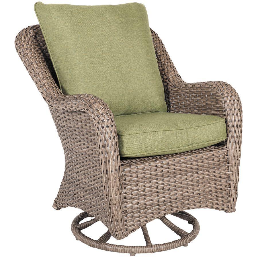 Trinidad Wicker Swivel Chair   Wicker swivel chair, Chair, Wicker chair
