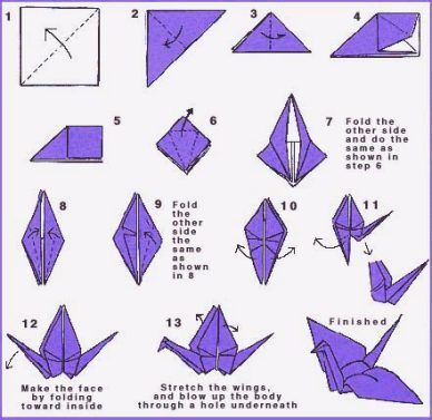 Free Origami Patterns And Instructions User Guide Manual That Easy