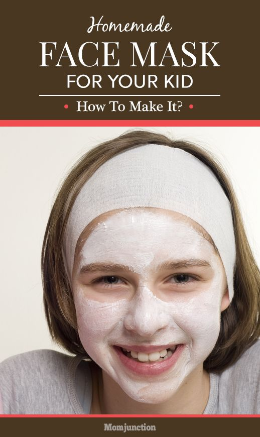 How Make Face To Masks Mask A Homemade Kids Kids For